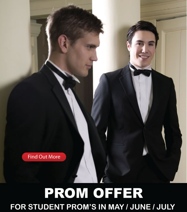 Warwicks 2014 Prom Offer